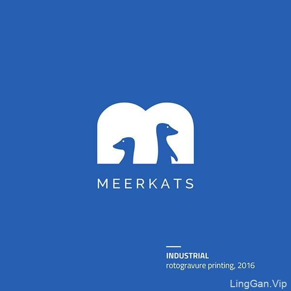 国外设计师AttilaHadnagy精彩创意标志logo设计