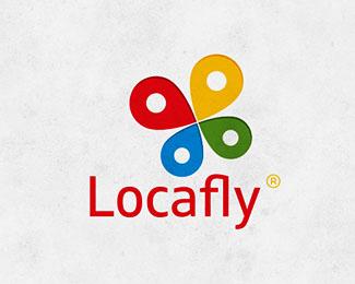 Butterfly蝴蝶形状的标志LOGO设计合集(第1套)