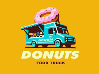 20个国外卡车LOGO/货车标志设计分享