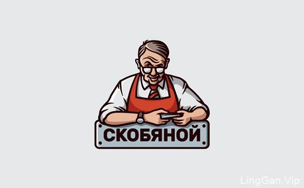 俄罗斯设计师Maxim优秀标志LOGO设计作品分享(上)