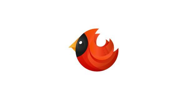 俄罗斯设计师IvanBobrov漂亮动物LOGO标志设计-2