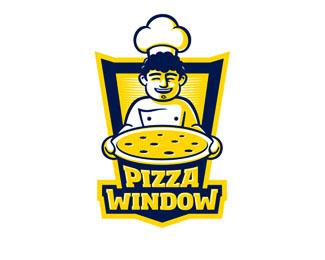 国外18款优秀的比萨餐厅标志logo设计