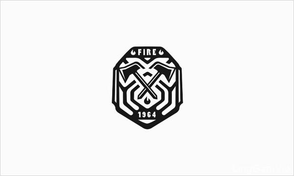 波兰设计师Belcdesign优秀标志作品黑白篇