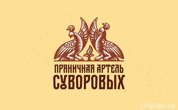 俄罗斯设计师Alexey Sokolov精彩LOGO设计
