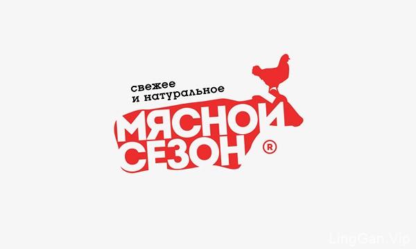 俄罗斯设计师Valentin Grunichev优秀标志作品