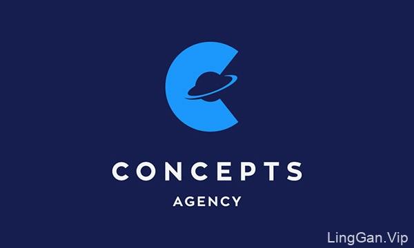 精选国外设计师Logaze 32例优秀标志设计作品分享