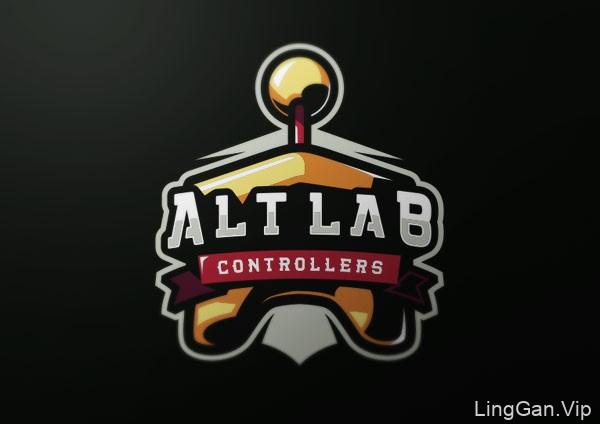 80款漂亮的电子竞技行业logo设计NO.4