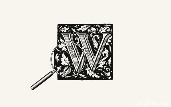 英国Tom Lane优秀手绘LOGO设计
