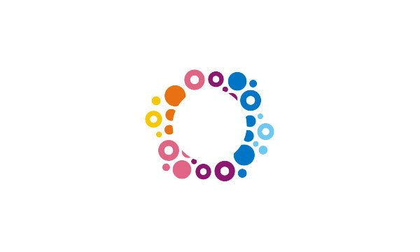 国外四十款色彩缤纷的字母LOGO设计作品(二)