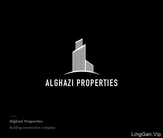 国外Mudassir Sheikh优秀创意标志设计
