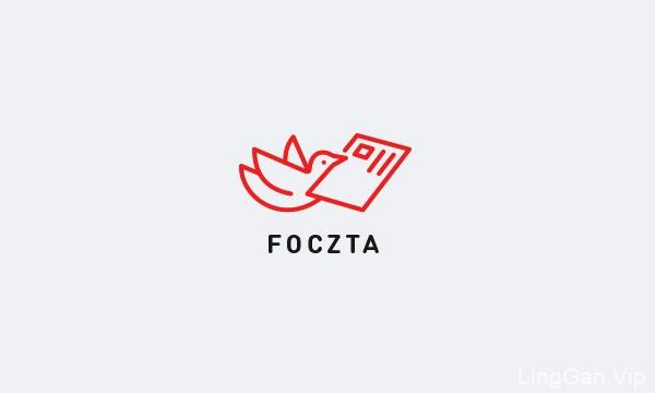 15款波兰动物LOGO设计作品