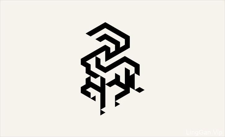 乌克兰Mykola Striletc动物元素LOGO设计
