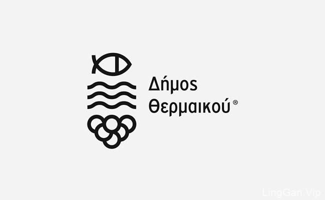 希腊Giorgos优秀LOGO设计作品38P