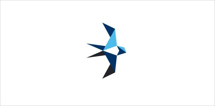 Bodea Daniel鸟类标志元素设计