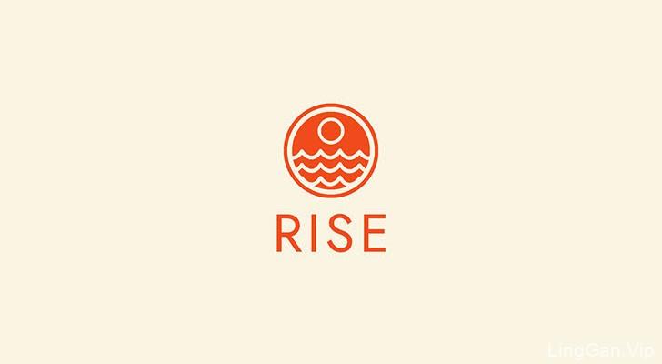 荷兰Rose Van优秀标志设计作品