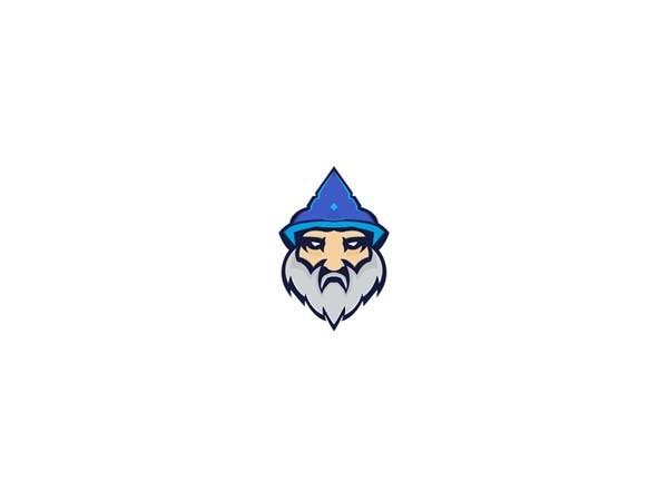 标志设计元素应用实例:巫师 NO.1