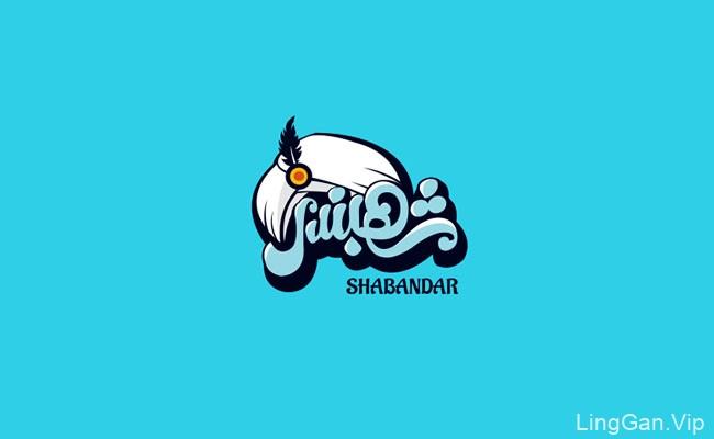 埃及设计师AHMED IBRAHEEM标志设计作品