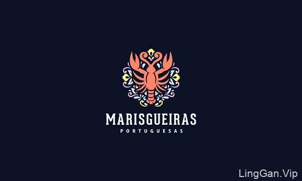 设计师Kristina Mendigo优秀logo作品