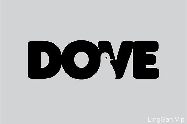 瑞典创意英文单词象形LOGO设计NO.2