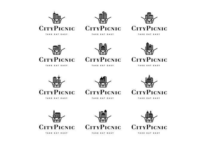 29款简约的logo设计作品