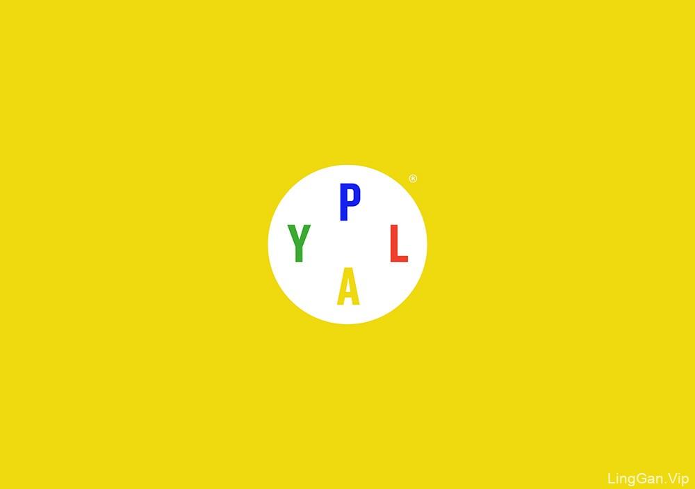 时尚极简!26款简化图形Logo设计