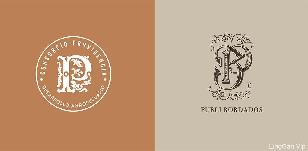 潮流先锋!32款时尚创意Logo设计