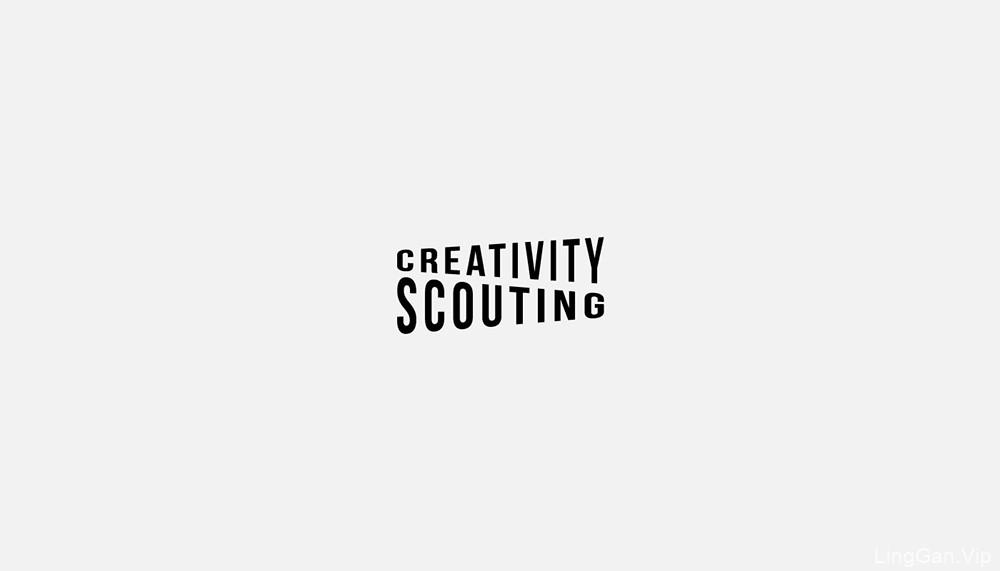 玩转创意!45款趣味图形Logo设计