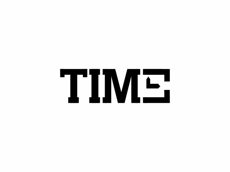 争分夺秒!34款时钟元素Logo设计