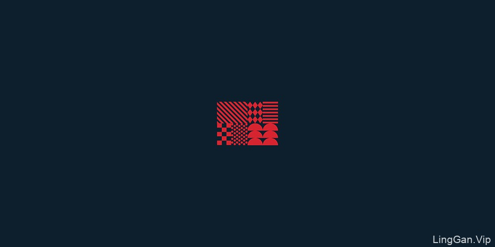 插画风格!46款趣味创意Logo设计