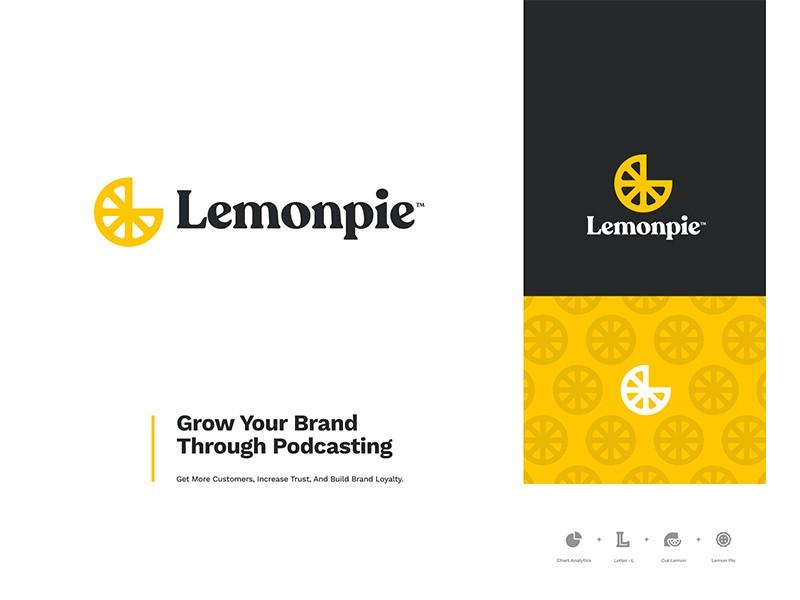 简洁时尚!20款抽象图形Logo设计