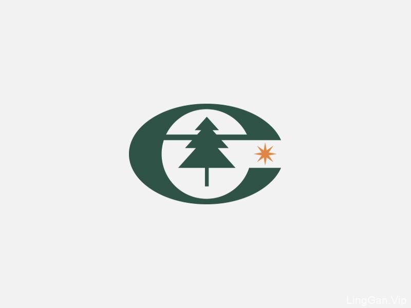异域风情!20款民族特色Logo设计