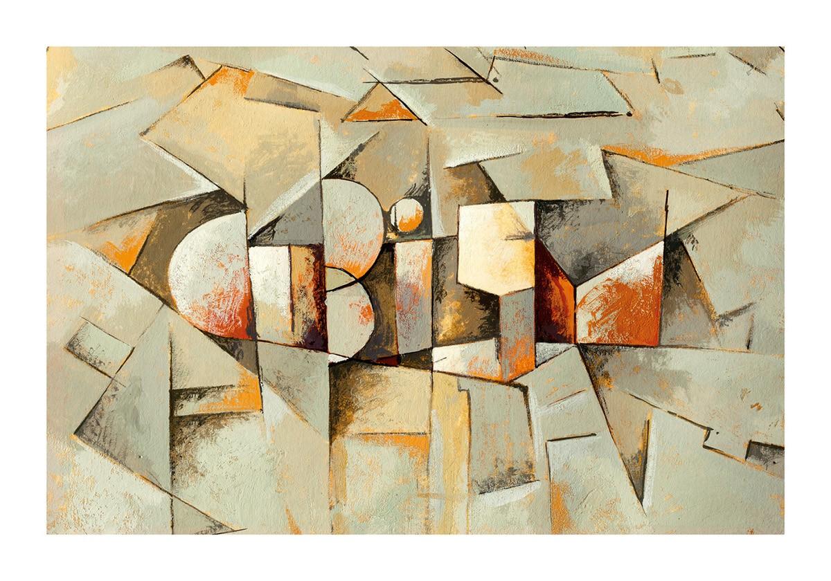 国外Cubism图形设计、美术插图欣赏