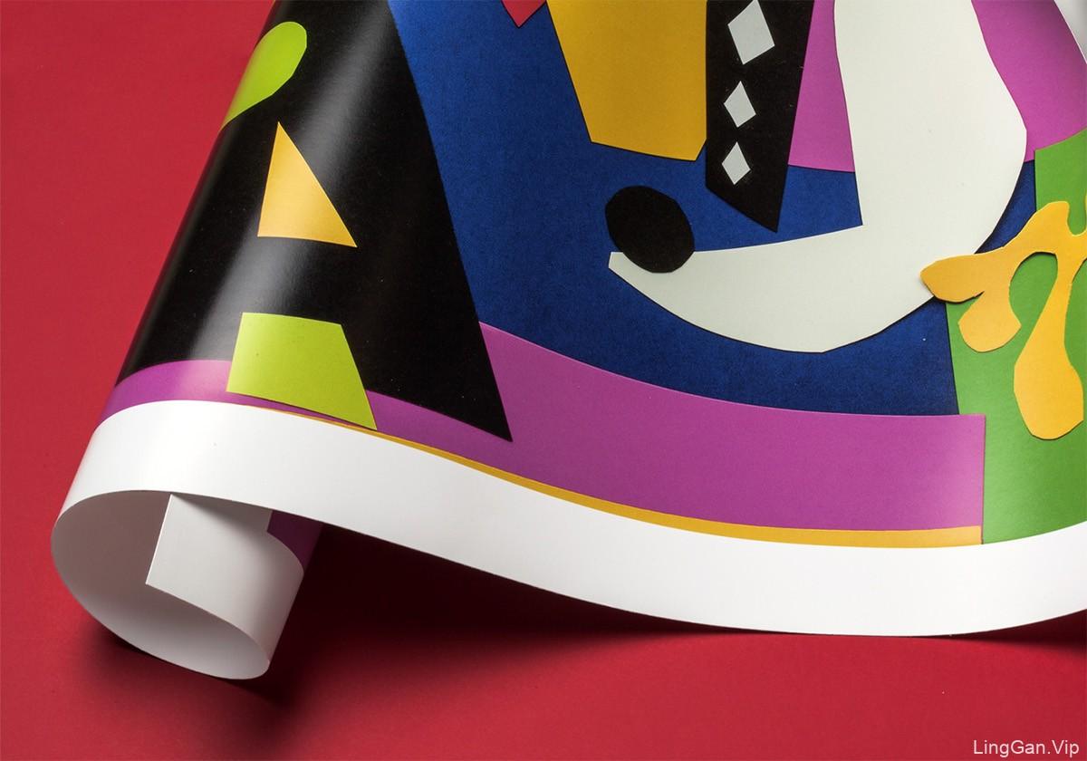 彩色大气Fauvism图形设计、美术插图欣赏