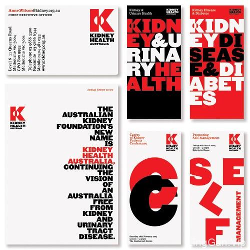 几款经典澳大利亚个人名片设计