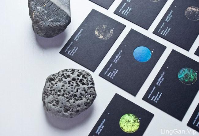 波兰设计师Paulina Zbylut创意名片设计