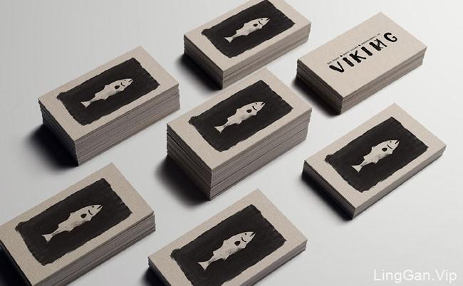 维京人的个人创意名设计