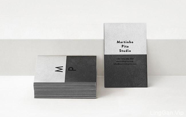 MARTINHO PITA工作室一套VI设计欣赏