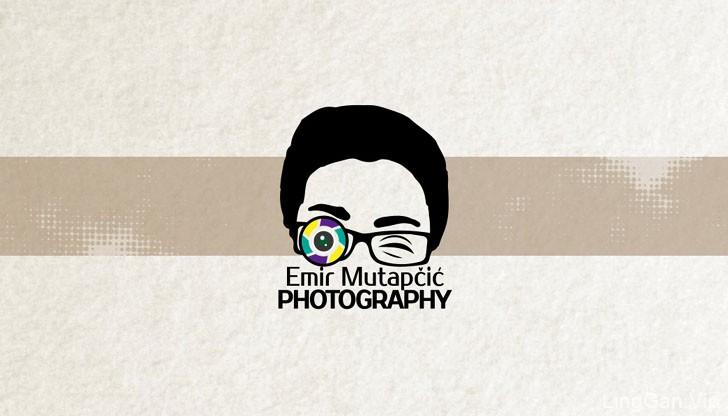 摄影师Emir Mutapcic个人名片设计