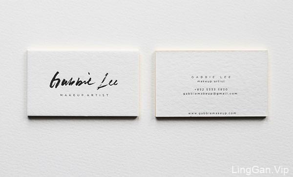 加拿大Boutique品牌设计工作室名片作品