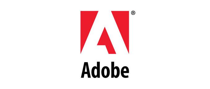 把logo玩出花!来看看设计师是如何玩Adboe的