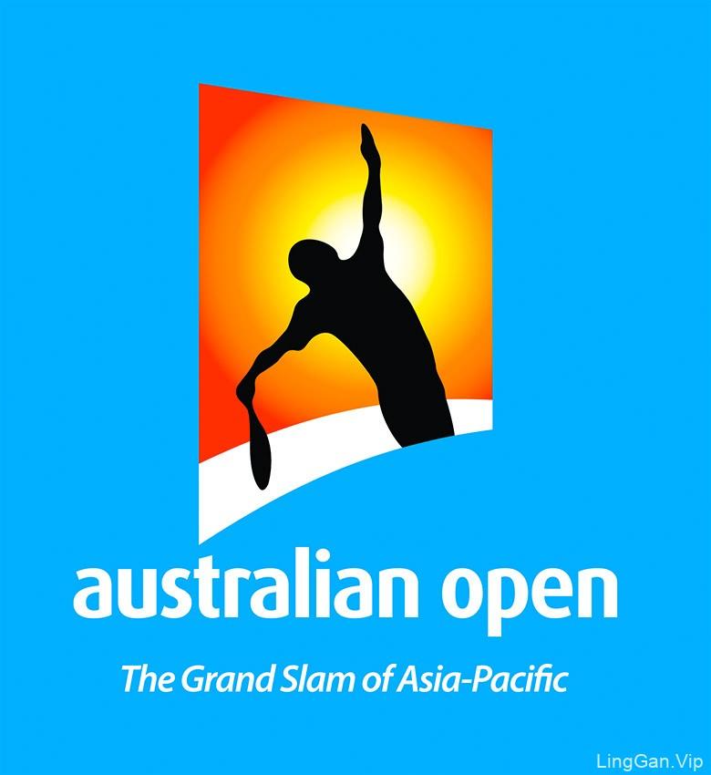 澳大利亚网球公开赛LOGO大变脸