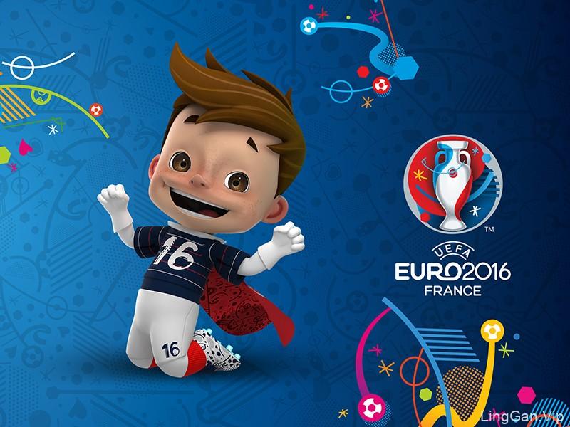 欧足联揭晓2016年欧锦赛吉祥物