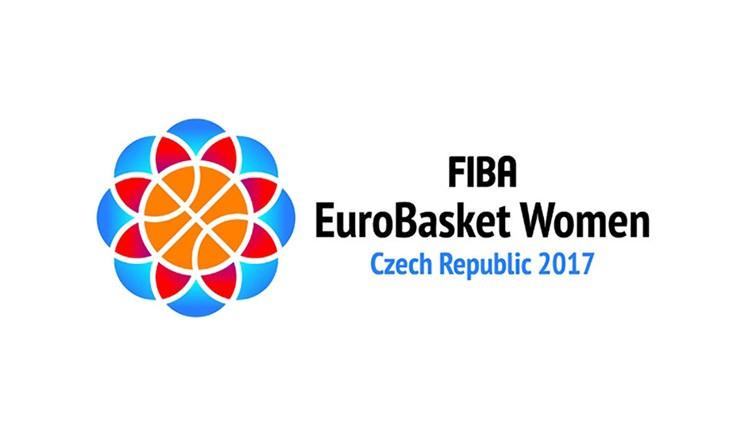 国际篮联2017女篮欧锦赛Logo揭晓
