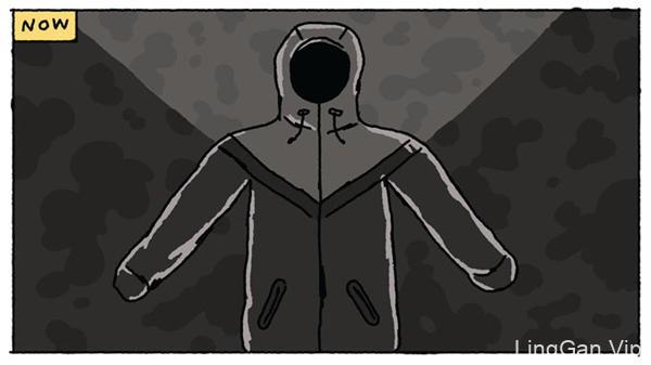 为了讲好一件夹克的故事,耐克(nike)也是蛮拼的!