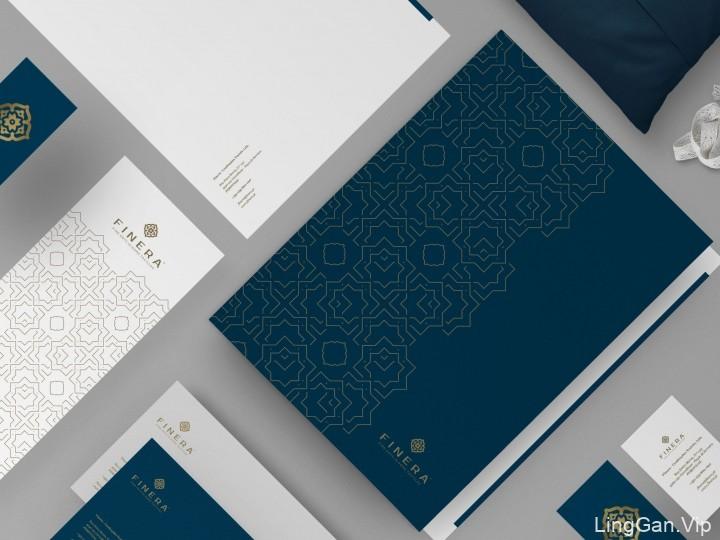 葡萄牙豪华酒店(FINERA)品牌视觉形象设计