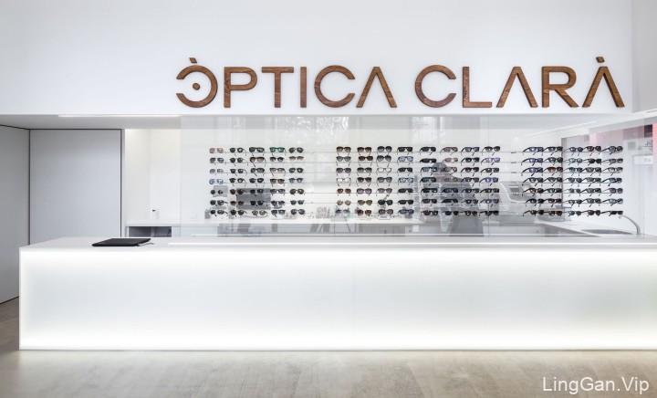 充满复古韵味的西班牙光学眼镜店
