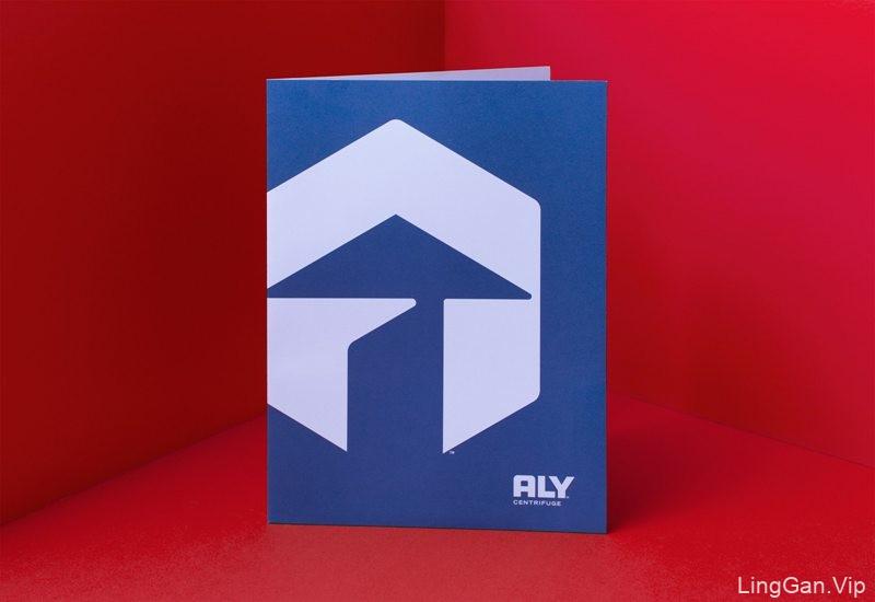 新公司的新面孔:能源再生企业ALY品牌新形象