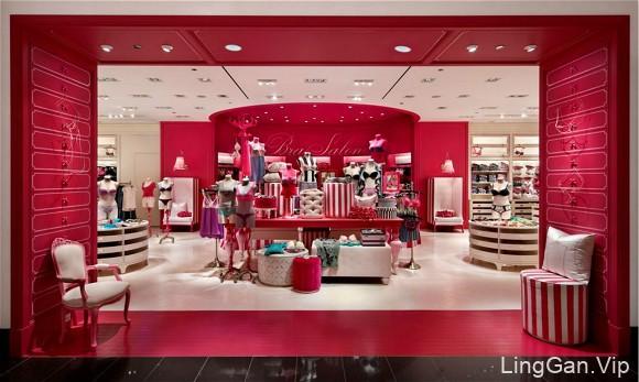 维密(Victoria's Secret)首家大陆旗舰店将登陆上海