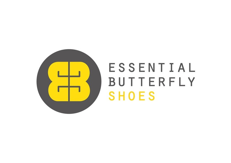国外(Essential Butterfly)鞋品牌VI设计欣赏