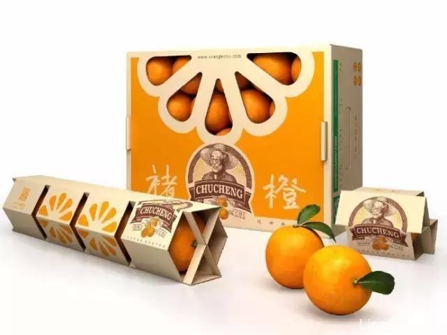 褚橙新品牌包装获得德国红点视觉设计大奖